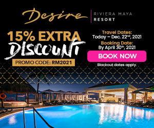 desire riviera maya mexico adult only vacation deals