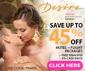 desire riviera maya mexico couple only travel deals