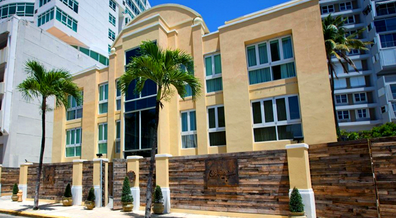 top lgbt-friendly hotels in san juan puerto rico olive boutique hotel gay luxury travel