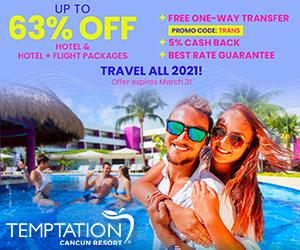 temptation cancun resort mexico adult vacation deals