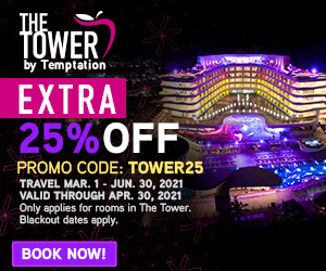 temptation tower cancun mexico party vacation deals