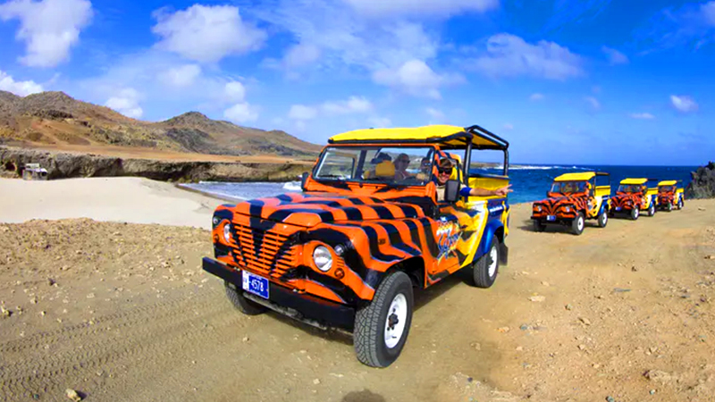 best things to do in oranjestad aruba island ultimate jeep safari island tour