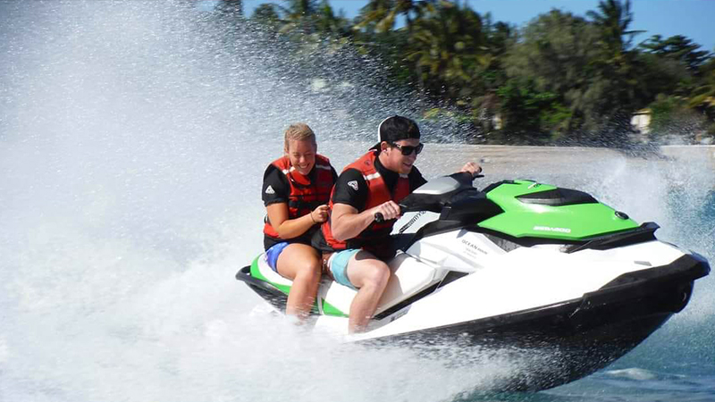 fun things to do in oranjestad aruba jet ski rentals motorized water sports