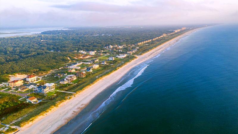 american islands for a tropical vacation amelia island florida travel destination