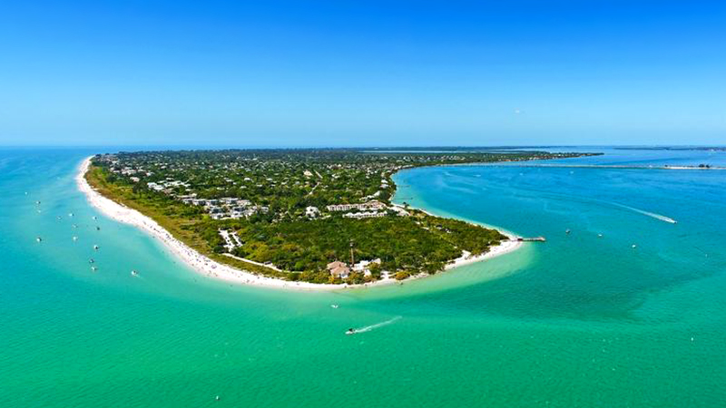 us sanibel island florida beach tourism