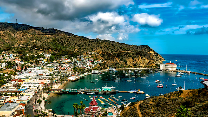 top american islands for a tropical vacation santa catalina island california