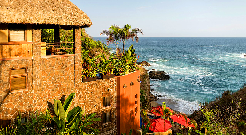 top clothing-optional hotels in mexico casa sol zipolite beach guesthouse