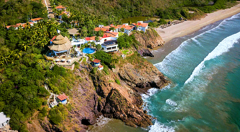 top clothing-optional hotels in mexico jalisco adults-only travel