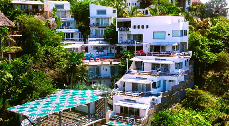 top villa aikia zipolite adult-only nude travel