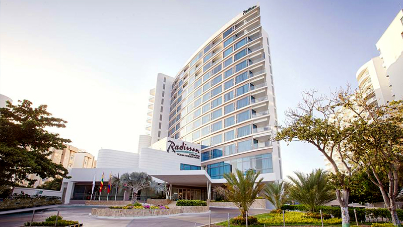 best radisson caribbean hotels radisson cartagena ocean pavillion hotel colombia luxury travel