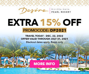 desire pearl extra 15% off best mexico nude vacation deals