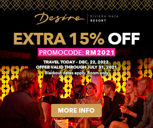 desire riviera maya extra 15% best mexico couples only vacation deals