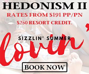 hedonism sizzlin' summer lovin' jamaica nude resort deals