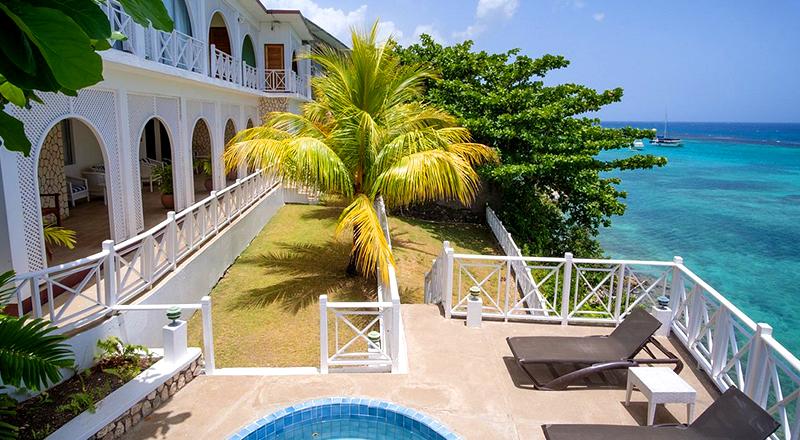 best hotels in ocho rios jamaica hibiscus lodge beachfront vacation