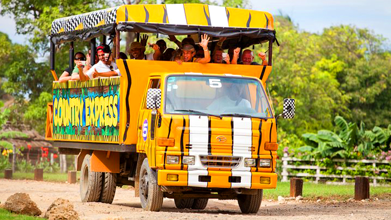 country adventure tourist attraction tour