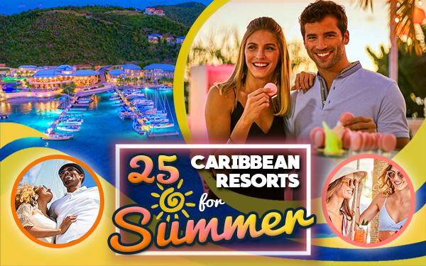 caribbean resorts for summer vacation ideas