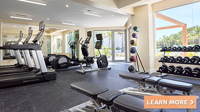 courtyard aruba resort fitness center