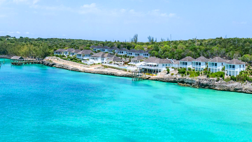 french leave resort tropical travel destination