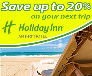 holiday inn soak up the sunshine best vacation deals