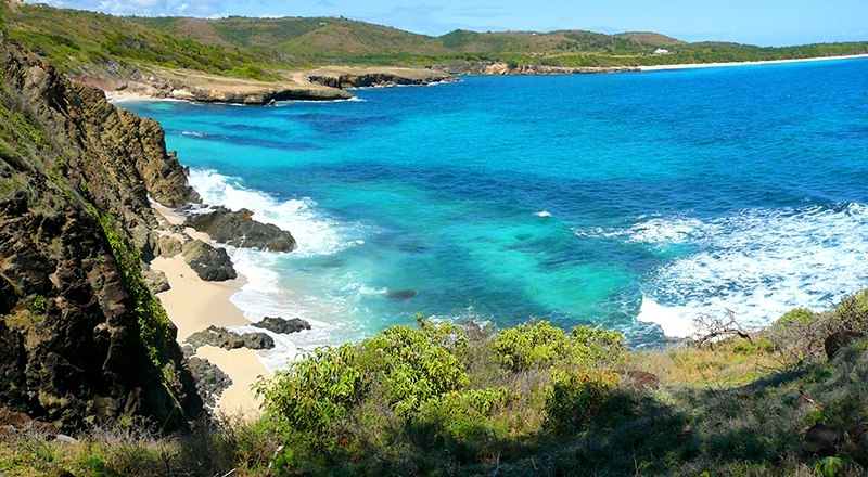 best lgbt-friendly islands in the caribbean martinique gay beach stay