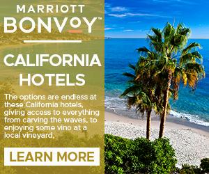 marriott california hotels tropical travel deals