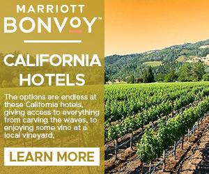 marriott california hotels family getaway deals