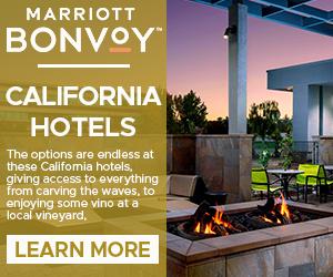 marriott california hotels luxury resort deals