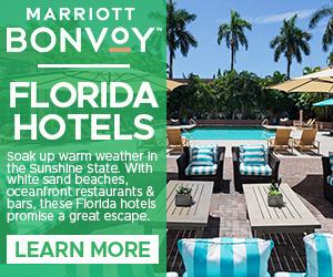 marriott florida hotels luxury getaway deals