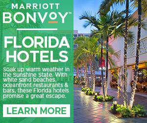 marriott florida hotels family vacation deals