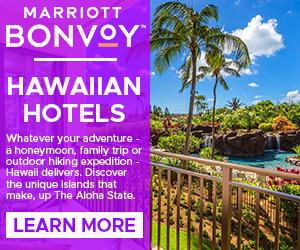marriott hawaii hotels tropical vacation deals