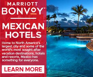 marriott mexico hotels luxury travel deals