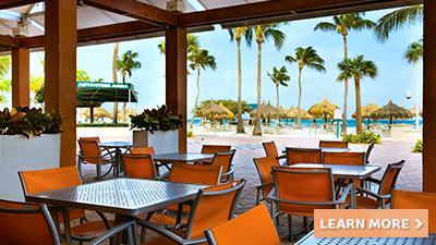 marriott's aruba ocean club best places to eat