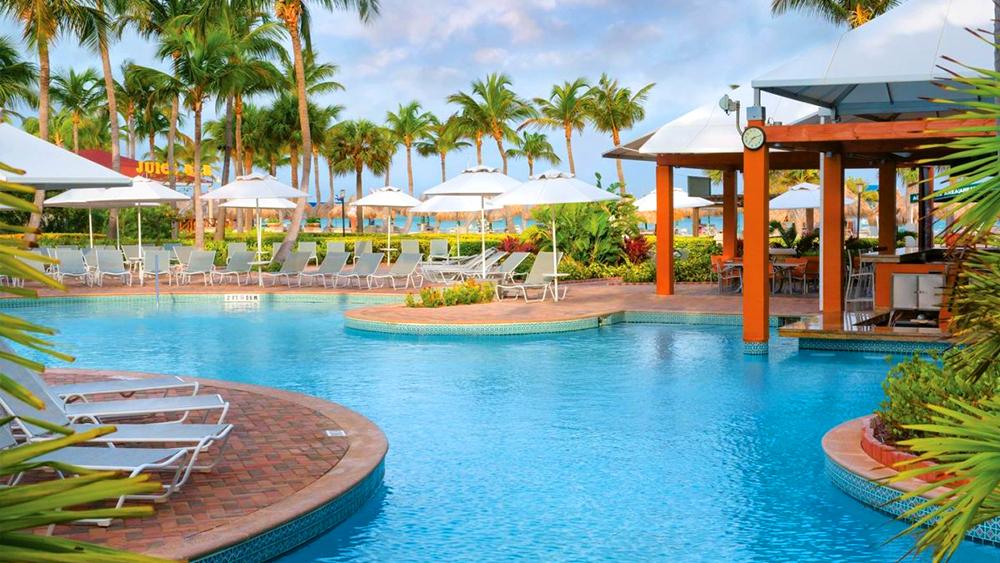 marriott's aruba ocean club family vacation