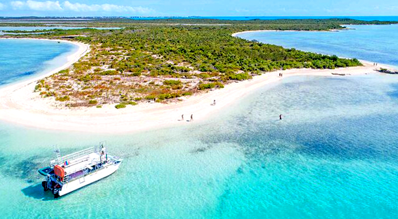 cheap things to do in providenciales turks and caicos islands adventure tour boating journey