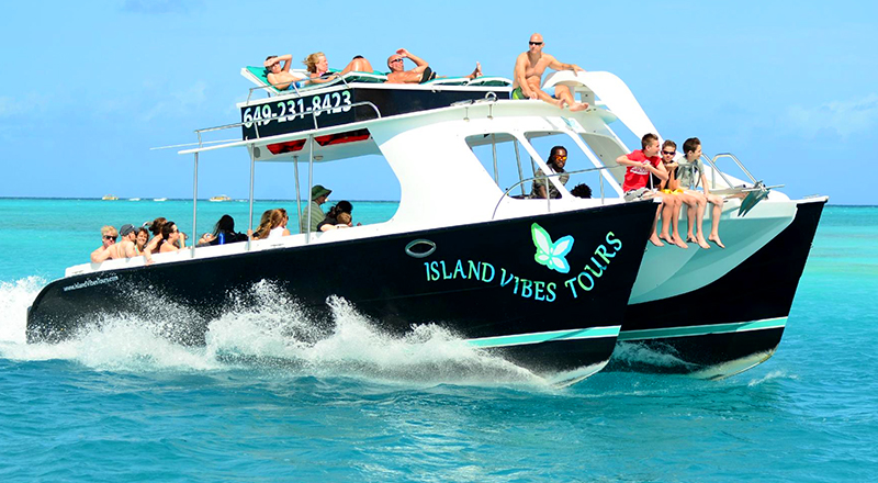 half day snorkeling excursion in grace bay water activities
