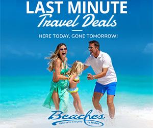 beaches last minute travel deals caribbean family