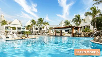 courtyard aruba resort family luxury getaway