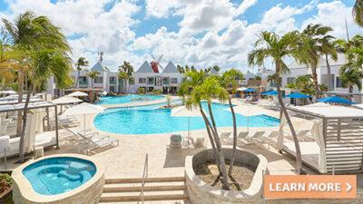 courtyard aruba resort luxury hotel caribbean