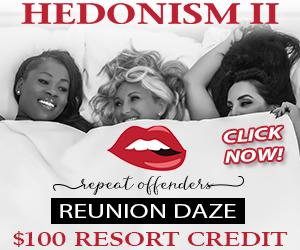 hedonism reunion daze sale best jamaica swingers resort deals