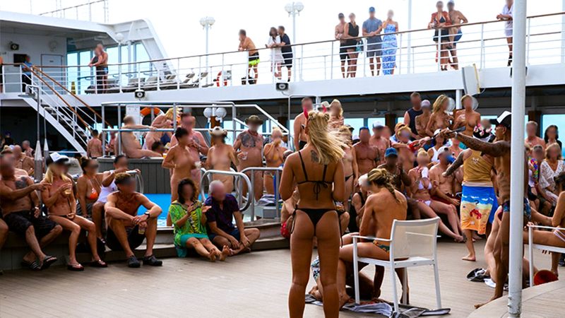 nude cruises not necessary to go nude