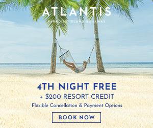 atlantis 4th night free best bahamas travel deals