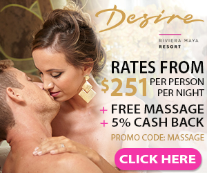 desire riviera maya mexico couples only travel deals