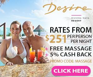 desire riviera maya mexico clothing optional vacation deals