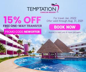temptation cancun resort mexico beachfront resort deals
