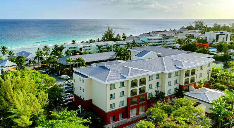 best caribbean resorts for fall courtyard bridgetown barbados tropical getaway