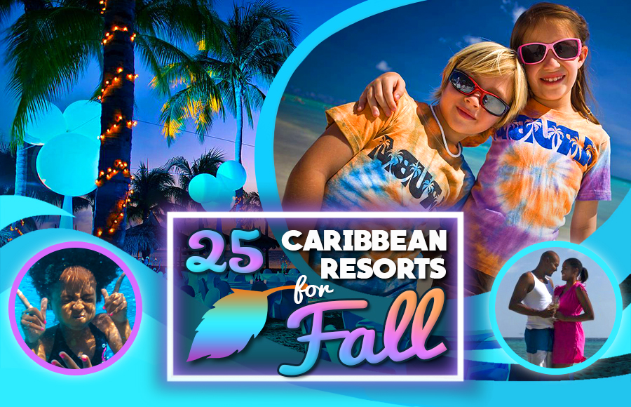 best caribbean resorts for fall vacation ideas