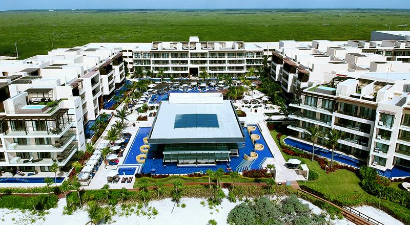 top caribbean resorts for fall hideaway at royalton riviera cancun mexico beachfront hotel