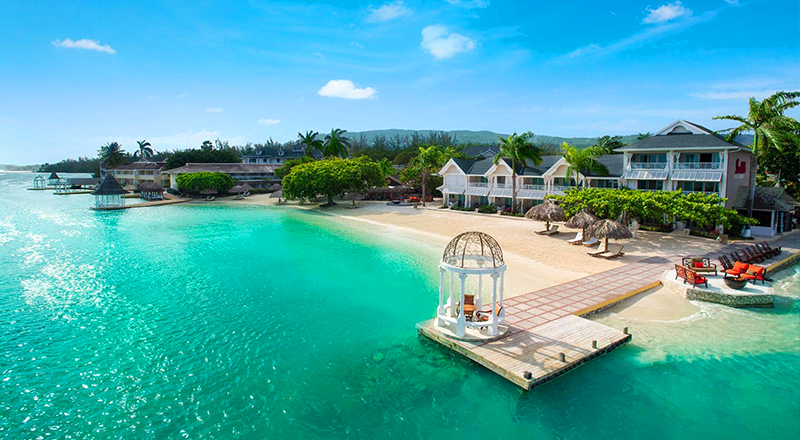 best caribbean resorts for fall sandals royal caribbean jamaica couples-only getaway