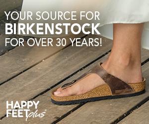 happy feet plus birkenstock footwear