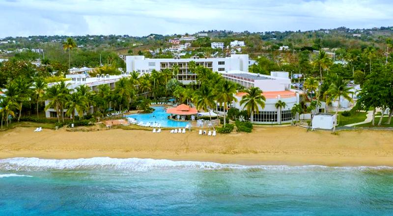 best pet-friendly hotels in puerto rico rincón of the seas grand caribbean beachfront hotel